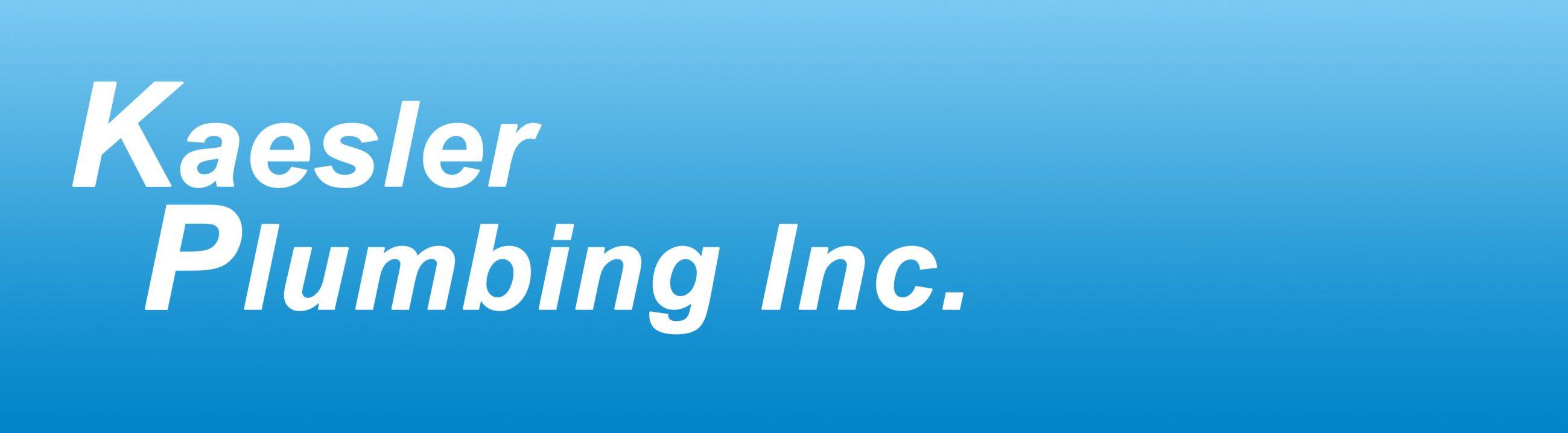 Kaesler Plumbing Logo